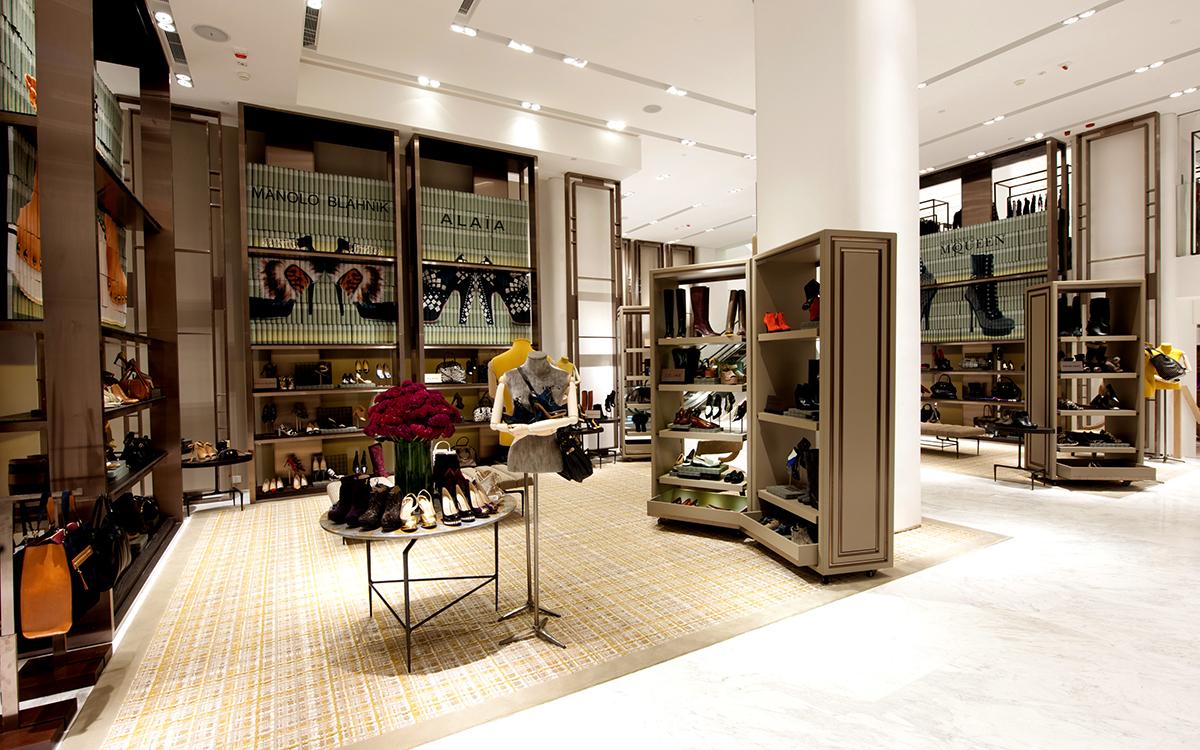 ocean terminal shoe shops